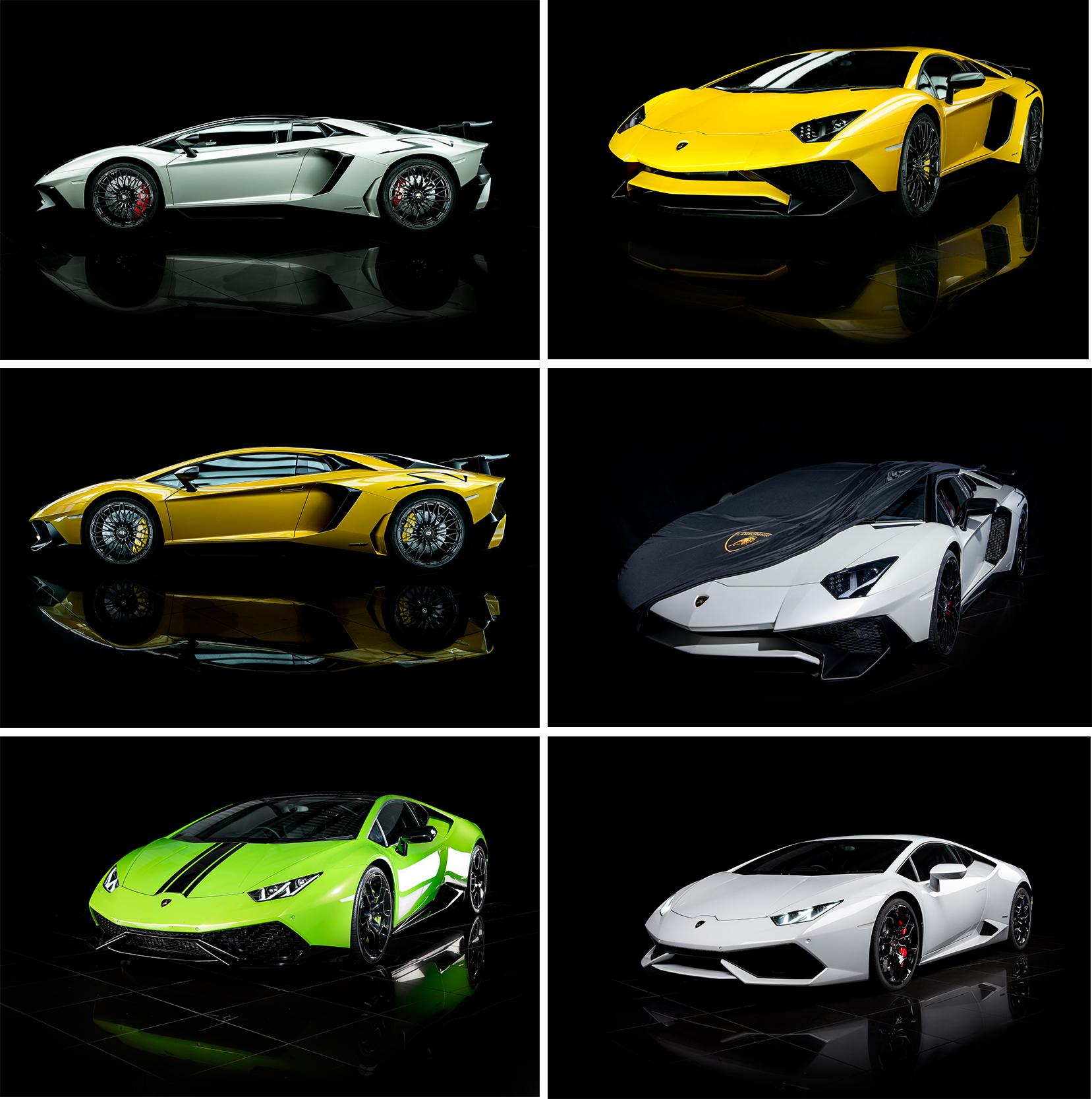 Lamborghini Supercar Club Cars